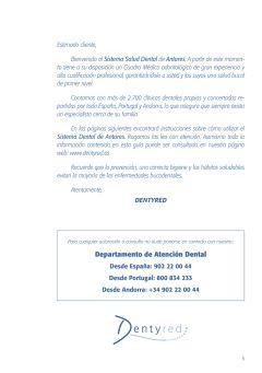 Cuadro médico Antares Dental
