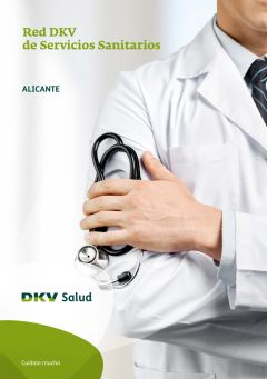 Cuadro médico DKV Alicante
