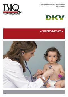 Cuadro médico DKV Navarra