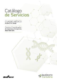 Cuadro médico Igualatorio Cantabria Albacete