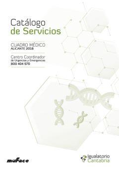Cuadro médico Igualatorio Cantabria Alicante