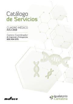 Cuadro médico Igualatorio Cantabria Ávila