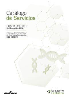 Cuadro médico Igualatorio Cantabria Guadalajara
