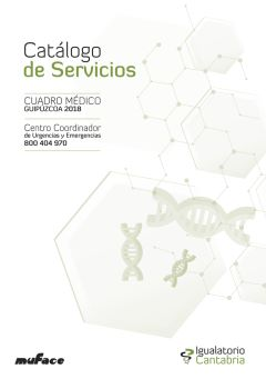 Cuadro médico Igualatorio Cantabria Guipúzcoa