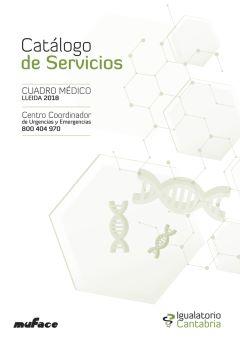 Cuadro médico Igualatorio Cantabria Lleida