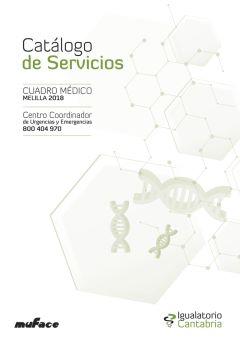 Cuadro médico Igualatorio Cantabria Melilla