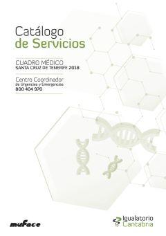 Cuadro médico Igualatorio Cantabria Tenerife