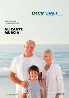 Cuadro médico La Fuencisla Alicante, Murcia
