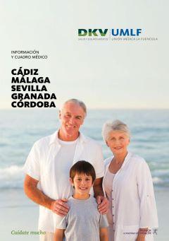 Cuadro médico La Fuencisla Cádiz, Córdoba, Granada, Málaga, Sevilla
