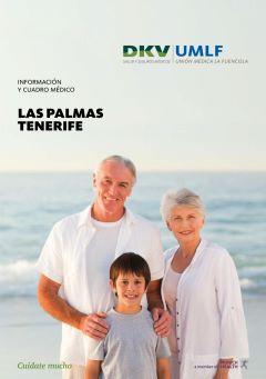 Cuadro médico La Fuencisla Las Palmas, Tenerife