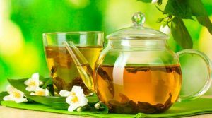El té verde y sus propiedades diuréticas