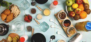 Desayuno saludable para niños