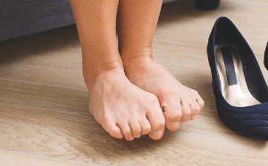 Metatarsalgia: ese dolor en la almohadilla del pie